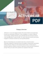 Active Apparel Report