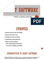 Information Technology - Audit Softwares