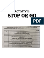 q1 Stop Go Physician