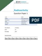 52 Radioactivity Topic Booklet 1 CIE IGCSE Physics Md