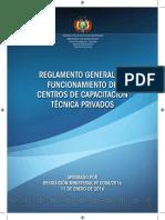 5 Reglamento de Centros Privados.indd