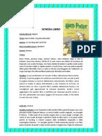 Scheda libro harry potter 1