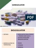 Bioregulator
