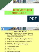 RETIRED MAP