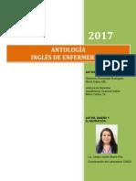 ANTOLOGÍA INGLÉS DE ENFERMERÍA II