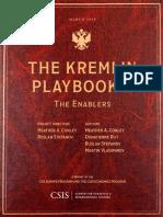 CSD(2019)Kremlin Playbook 2 Report