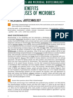 m4 u2 the Benefits and Uses of Microbes