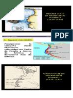 Viajes de Pizarro y Colon