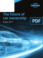 The Future of Car Ownership