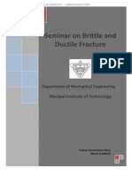 Learnmech.com Seminar on Brittle and Ductile Fracture