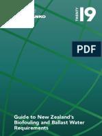 NZ Biofouling