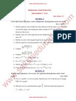 Ib maths  pdf