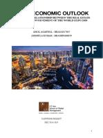 Dubai Economic Outlook