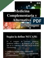Medicina Complementaria y Alternativa (1)