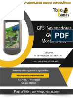 Proforma GPS