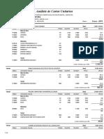 03.06 Analisis de Costos Unitarios PARTIDAS NUEVAS