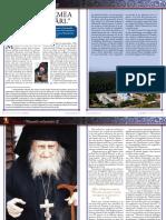 Articol Pr. Serafim