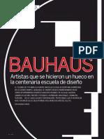 Bauhaus (Clío)
