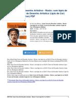 Guia Curso Desenho Artc3adstico Portuguese eBook PDF 4ad9cfb13 (1)