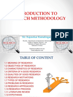 introductiontoresearchmethodology-180117091513