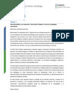Clase 1 M 1 Interculturalidad Para Inicial y Primaria
