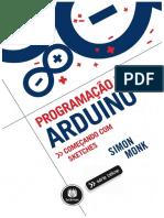 Programação Com Arduino Vol 1 - Simon Monk