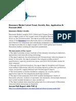 Exosomes Market Latest Trend, Growth, Size, Application & Forecast 2025