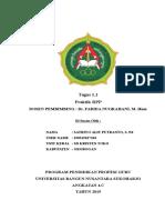 Tugas 1.1. Praktik RPP