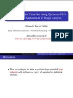 Design of Pattern Classifiers