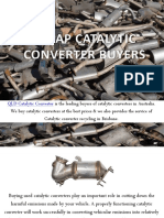 Non-CARB Compliant Eastern Manufacturing Inc 50358 New Direct Fit Catalytic Converter