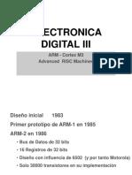 Introduccion Arquiterctura ARM