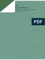 Livro - As Mil e Uma Noites - Vol. 4 - Tradução de Mamede Jarouche