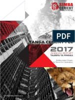 Tanga Cement Annual Summary Report 2017 Online