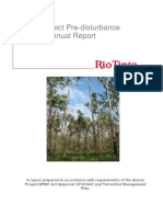 RT 2019 Amrun Pre-disturbance Survey Annual Report