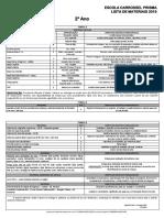 Lista de Materiais Do 2º Ano----291018