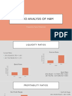 RATIO ANALYSIS OF H&m.pptx