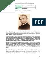 1. Gregor Mendel, El Padre de La Genetica