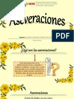 Aseveraciones.pptx