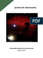 Plano Nacional de Astronomia