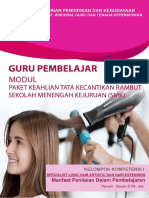 KCR-I. Specialist Long Hair Artistic Dan Hair Extension (1)