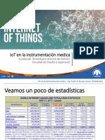 IoT en La Instrumentación Medica