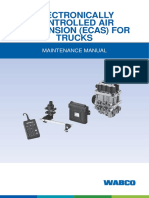 MM36 ECAS Maintenance Manual for Trucks