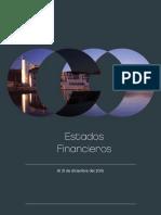 Estados Financieros 2016