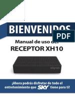 Manual Hd10 Sams