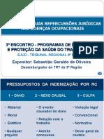 Sebastio Geraldo de Oliveira - Concausa e Suas Repercussoes Juridicas