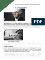 1. George Washington
