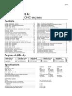 Ford 1.8 & 2.0 Litre SOHC Engines
