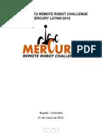 Reglamento Mercury 2019 - Finalizado