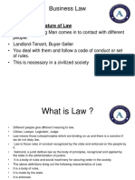 Business Law (Completed)