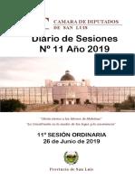 Cámara de Diputados de San Luis -